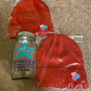 Two vday LE Jeffree hats